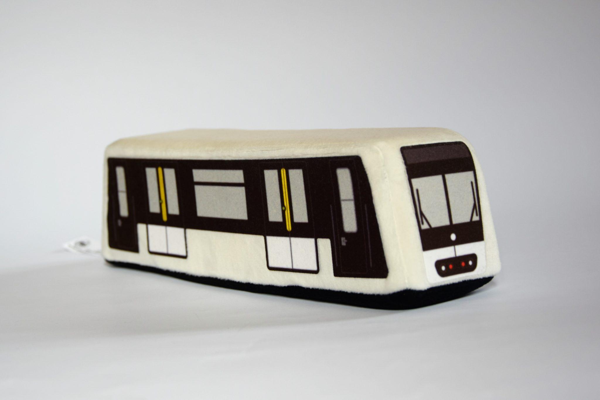 puha modern plüss metró képe